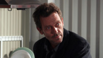 Dr Gregory House (Hugh Laurie) dans Dr House Saison 01 Episode 11